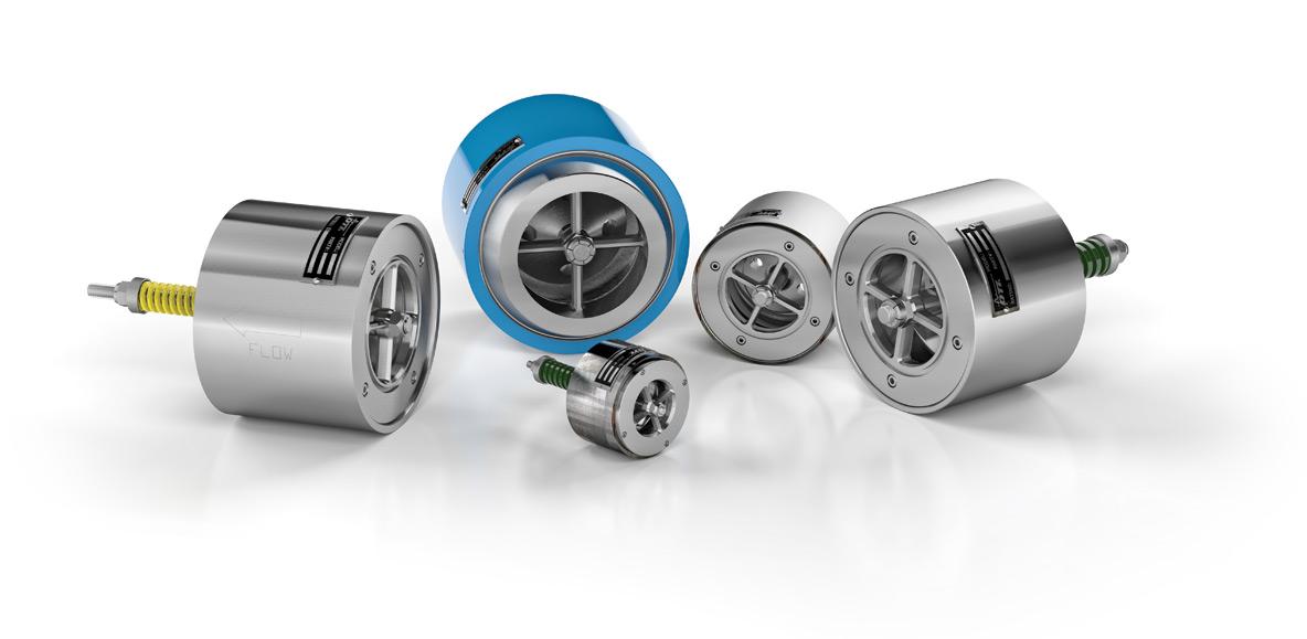 velocity fuse, speed control valve