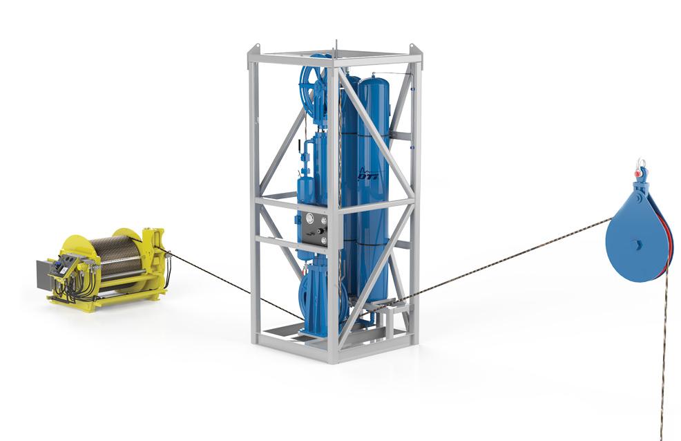 WirelineHeaveCompensator